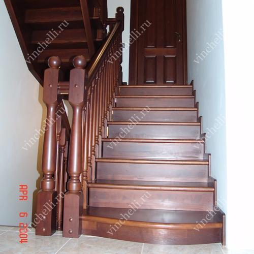 Модели лестниц ЛС | Деревянные лестницы от компании Винчелли: http://www.lestnitcy.ru/catalog/lestnitsy-s-povorotom-na-180/lestnitsa-c-povorotom-na-180-sv17v.html
